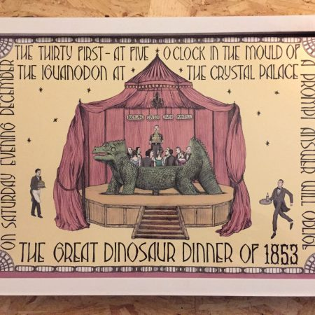 Dinosaur Dinner Crystal Palace