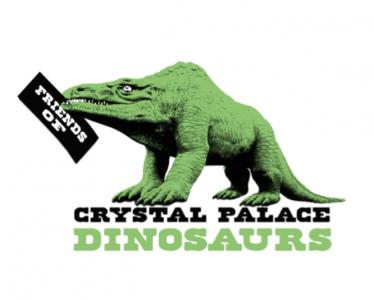 Crystal Palace Dinosaurs logo