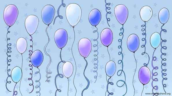 zoom birthday party free virtual background