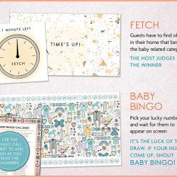 baby bingo games