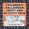 Children's Halloween Craft Kit