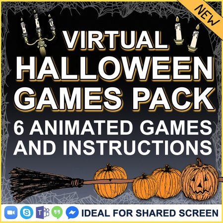 Virtual Halloween Games