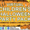 childrens virtual Halloween